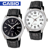 CASIO手錶專賣店 卡西歐  MTP-1302L 男錶 指針 礦物玻璃 防水50米 日期顯示 真皮錶帶