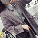 ZUCAS~(WE-5418)麻花針織毛衣外套