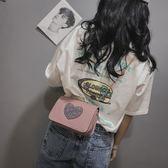 小包包女韓國手提女包單肩斜背包迷你簡約百搭潮腰包手提包斜背包 五色可選
