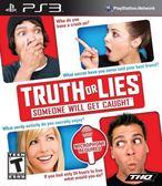 PS3 真實與謊言(美版代購)