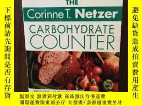 二手書博民逛書店The罕見Corinne T. Netzer Carbohydrate Counter 2002Y12800