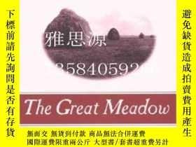 二手書博民逛書店【罕見】The Great Meadow: Farmers An