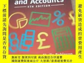 二手書博民逛書店FRANK罕見WOOD S BOOK-Keeping and Accounts--5TH EDITY2149