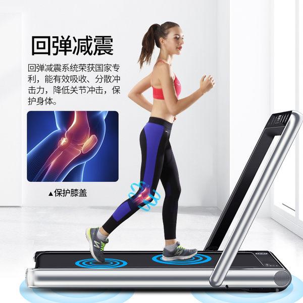 跑步機 多功能走步跑步機家用款小型折疊超靜音免安裝室內健身器材 夢藝家