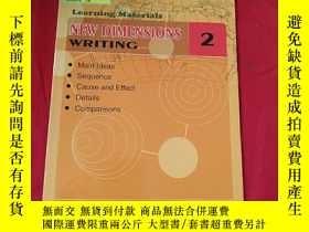 二手書博民逛書店NEW罕見DIMENSIONS WRITING 2Y179070 NEW DIMENSIONS WRITING