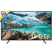 【南紡購物中心】三星【UA75RU7100WXZW】75吋4K電視