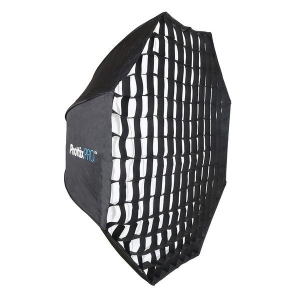 ◎相機專家◎ Phottix Pro 超大號 網格 易折疊 傘型八角 無影罩 柔光箱 120cm 公司貨 82486
