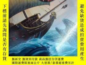 二手書博民逛書店英文原版書:罕見Book of Oceans (Diadem W
