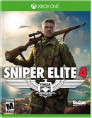 X1 Sniper Elite 4 狙擊之神 4(美版代購)