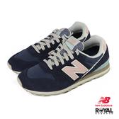 New Balance 996 藍色 麂皮 復古 休閒運動鞋 女款 NO.J0213【新竹皇家 WL996COJ】