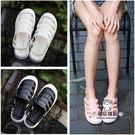 一件85折-包頭涼鞋女夏防滑軟底護士白色...