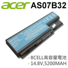 ACER 8芯 日系電芯 AS07B32 電池 AS07B31 AS07B32 AS07B41 AS07B42 AS07B51 AS07B52 AS07B71 AS07B72