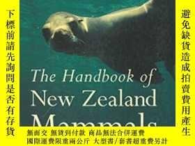 二手書博民逛書店The罕見Handbook Of New Zealand Mammals-新西蘭哺乳動物手冊Y436638 C