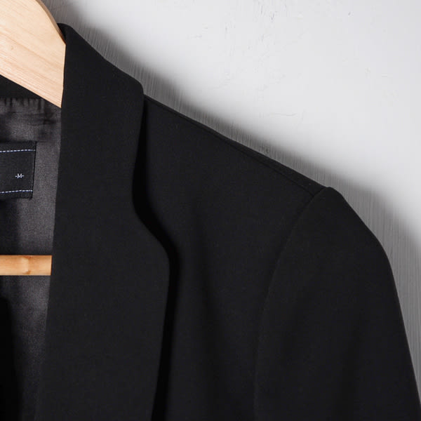 【MASTINA】西裝外套-黑 好康限時