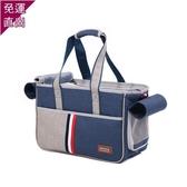 寵物包狗狗包貓包 寵物袋泰迪狗背包外出外帶便攜包貓咪背包旅行【快速出貨】