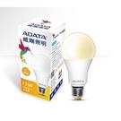 威剛 LED球泡燈-黃光(13W)【愛買】