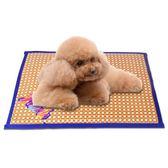 寵物夏季睡覺的狗窩用涼席貓咪降溫SMY4330【每日三C】