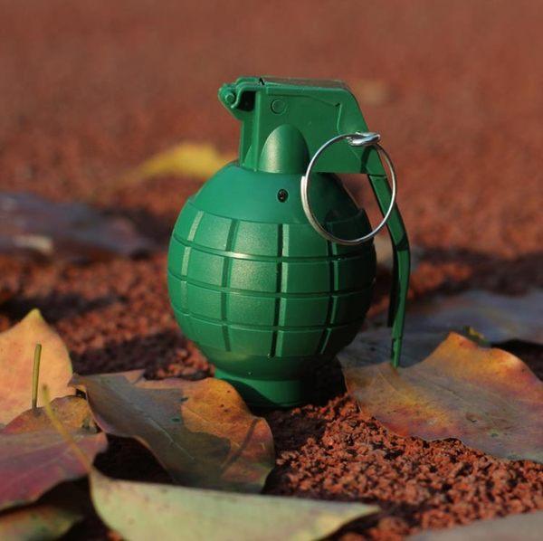 兒童玩具 兒童玩具禮品 禮物 音樂手雷彈 手榴彈 創意趣味整蠱炸彈玩具·夏茉生活IGO