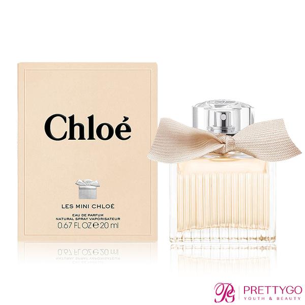 Chloe' Les Mini Chloe'小小同名淡香精(20ml)-[香水公司貨]【美麗購】