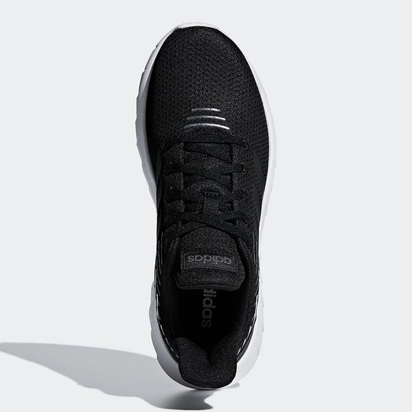 ADIDAS ASWEERUN 女鞋 慢跑 休閒 輕量 透氣 黑【運動世界】F36339