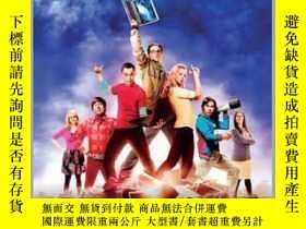 全新書博民逛書店TheBig Bang Theory: The Poster CollectionY410016 Insigh
