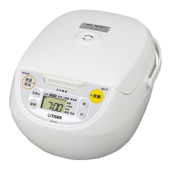 TIGER虎牌6人份微電腦炊飯電子鍋 JBV-S10R