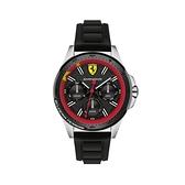 FERRARI 法拉利極勁橡膠帶腕錶/中國/FA0870011