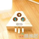 網紅貓玩具打地鼠機箱貓抓板人寵互動益智玩具自嗨逗貓棒貓咪用品 雅楓居