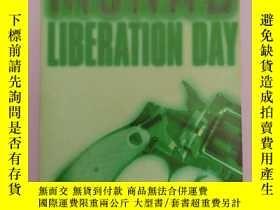 二手書博民逛書店解放日罕見liberation day(英文原版小說) BT(