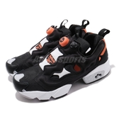 Reebok 慢跑鞋 Insta Pump Fury OG MU 黑 橘 男鞋 運動鞋 休閒鞋 【ACS】 EH1785