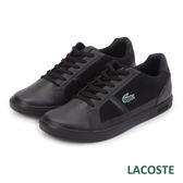 LACOSTE 男用休閒鞋-黑色 930