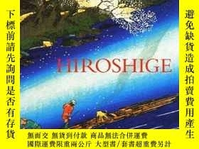 二手書博民逛書店Hiroshige罕見Prints and DrawingsY3