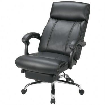 東尼坐躺兩用高級主管椅(拉伸式腳墊) 75x69x122cm