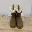百搭時尚內刷毛雪靴雪地靴(36-44號/121-4681)