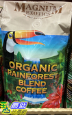 [COSCO代購] C676047 MAGNUM ORGANIC COFFEE BEAN 熱帶雨林有機咖啡豆 2磅/907公克