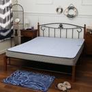 【雙11暖身全館3折起】雙人吸濕防潮床墊150x180-生活工場