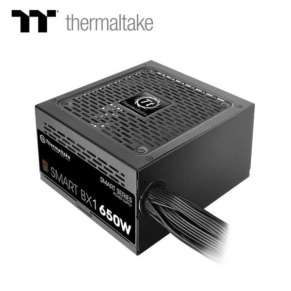 【Thermaltake 曜越】Smart BX1 650W 電源供應器