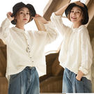 襯衫-兩面穿長袖上衣/設計家