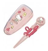 三麗鷗Hello KItty兒童學習筷。日貨 (JP90040)