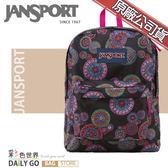JANSPORT後背包包大容量JS-43501-0A0花火