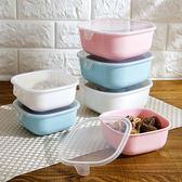 ♚MY COLOR♚多功能儲物罐收納盒(小) 廚房 食物 食品 五穀 雜糧 涼拌 料理 透明 堅果【G38】