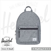 Herschel 後背包 Grove X-Small  灰色點點  休閒後背包 Grove XS-1160 MyBag得意時袋