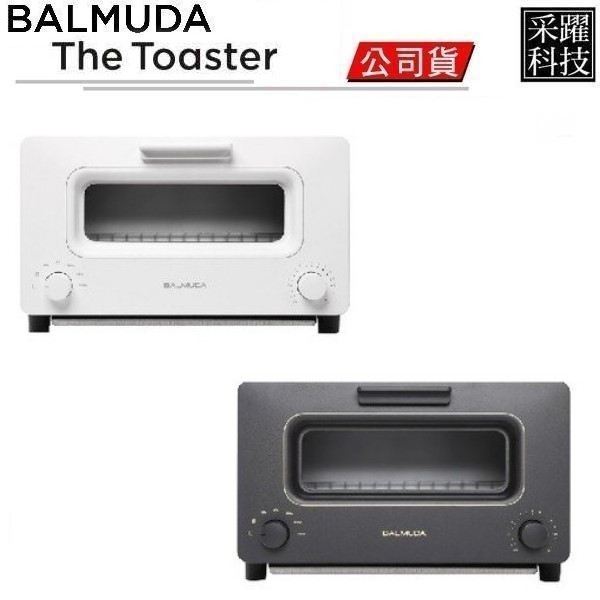 BALMUDA K01J The Toaster 蒸氣烤吐司麵包神器 公司貨