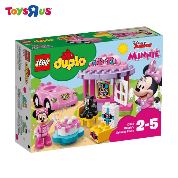 玩具反斗城  樂高 LEGO DUPLO 10873 Minnie's Birthday Party