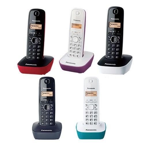下殺【國際牌Panasonic】數位無線電話 KX-TG1611TW(公司貨)
