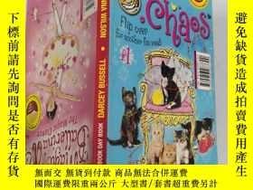 二手書博民逛書店kitten罕見chaos 小貓混亂.,Y200392