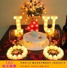 浪漫驚喜燭光晚餐電子生日蠟燭表白神器