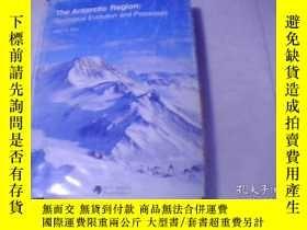 二手書博民逛書店THE罕見ANTARCTIC REGION: GEOLOGICA