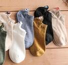 短襪 襪子女短襪淺口防臭春薄款中筒襪純白色棉襪ins潮女士船襪可愛【快速出貨八折搶購】