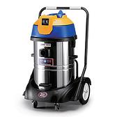 NEORA尼歐拉60公升不銹鋼桶雙馬達乾濕兩用吸塵器 AS-800
